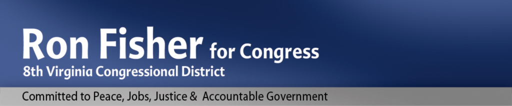 Ron Fisher for Congress 2010